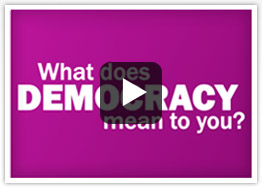 what are the main features of representative democracy